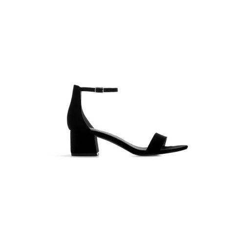 Primark Black Block Heel Sandal