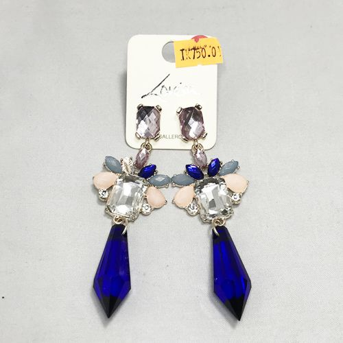 Lovisa Multi Jewel & Spike Earring