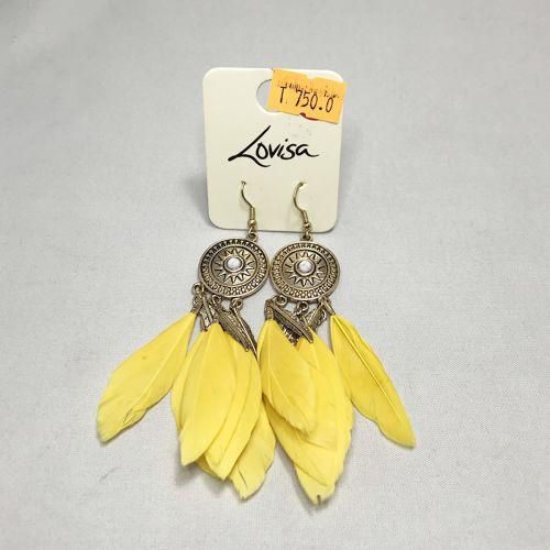 Lovisa Yellow Pochahontas Earring