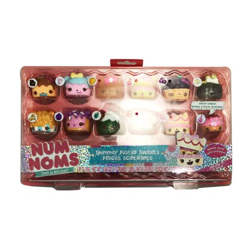 Num Noms Shimmer Dusted Sweets Cupcake Tray