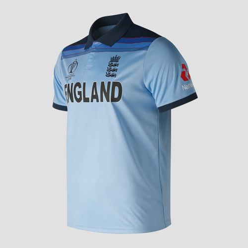 England Cricket WC19 Replica Shirt