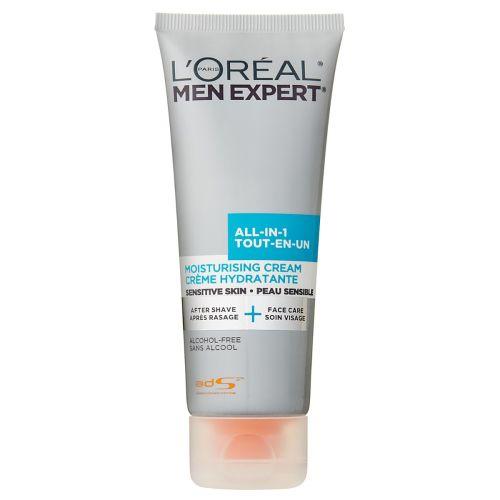 L'Oreal Paris Men Expert All in 1 Moisturising Cream for Sensitive Skin