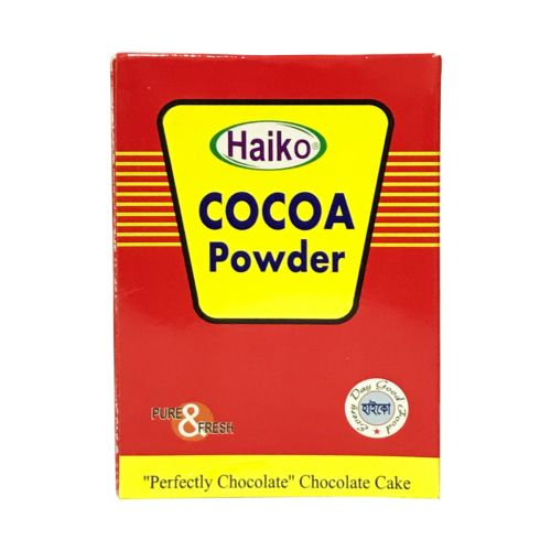 Haiko Cocoa Powder For Cake 30g/100g Pack