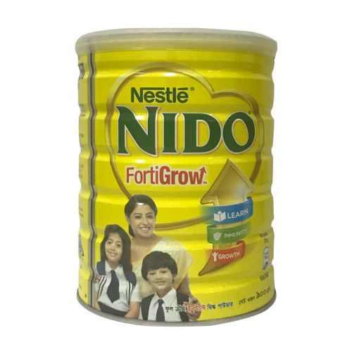 Nestle NIDO FortiGrow Full Cream Instant Milk Powder
