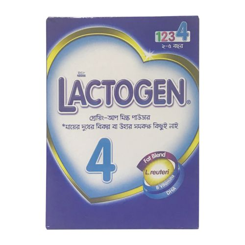 Nestle Lactogen 4 Follow-up Formula 350g Pack