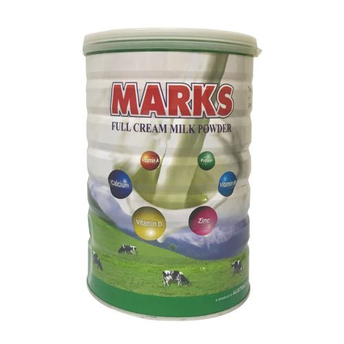 Marks Full Cream Milk Powder 1 kg