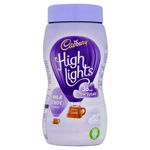 Cadbury Highlights Milk Choc Drink 220g