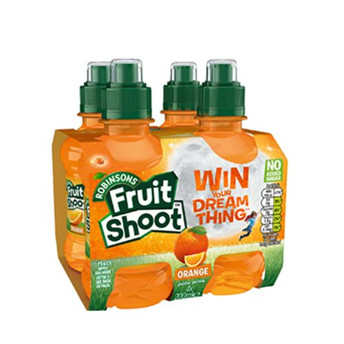 Robinsons shoots for the moon with new fruit shoot