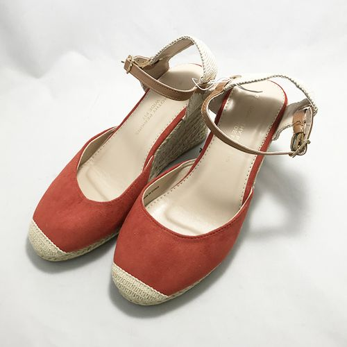 DOROTHY PERKINS Red Solid Wedges