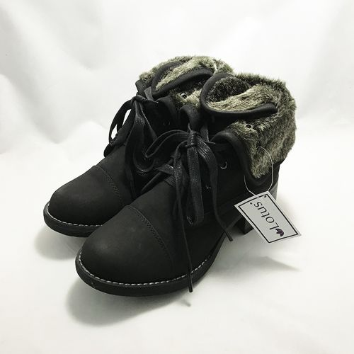 Lotus Ankle  Boots Shoe