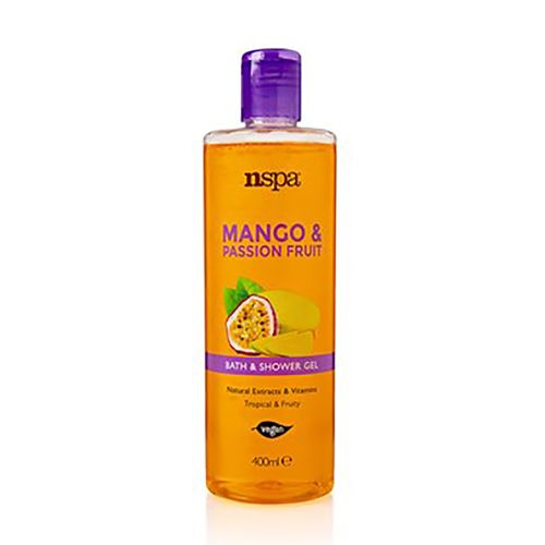Nspa Mango & Passion Fruit Bath And Shower Gel 400ml