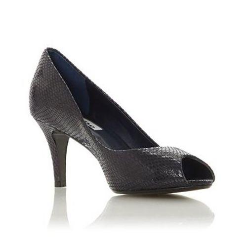 Dune London Peep Toe Shoe