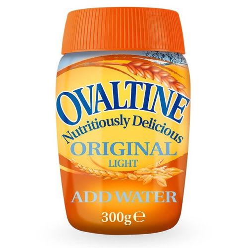 Ovaltine Original Light Jar 300g