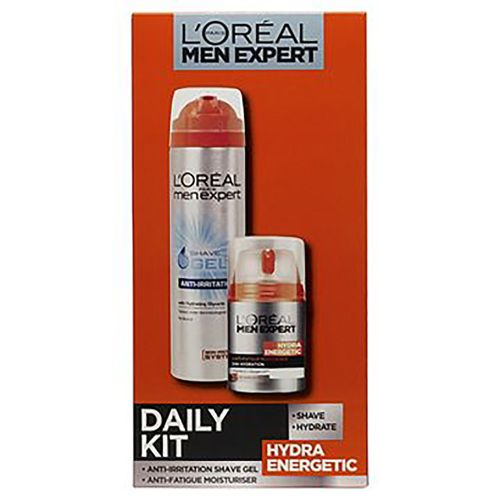 L'oréal Men Expert Shave And Moisturise Daily Kit