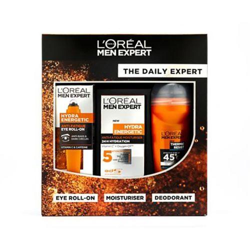 L'Oreal Men Expert The Daily Expert Gift Set