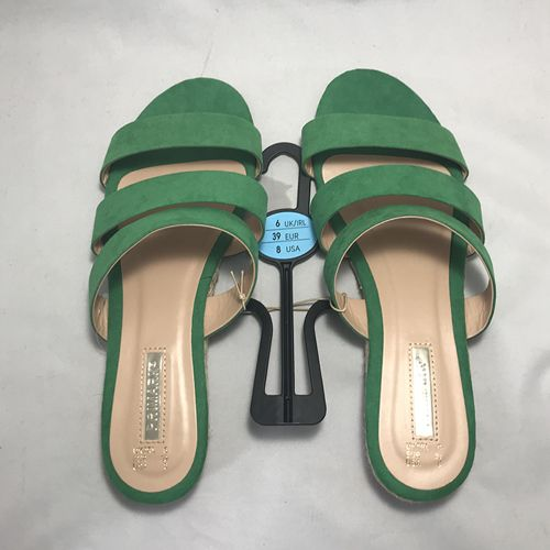 Primark Green Slipper