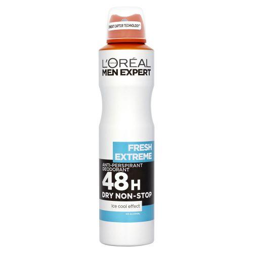 L'Oreal Men Expert Fresh Extreme Anti-Perspirant Deodorant 250ml