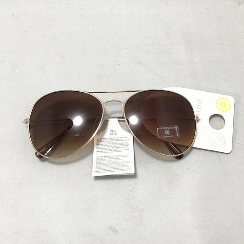 Primark Golden Sunglasses