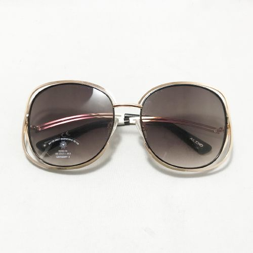 Primark cream Retro Sunglasses