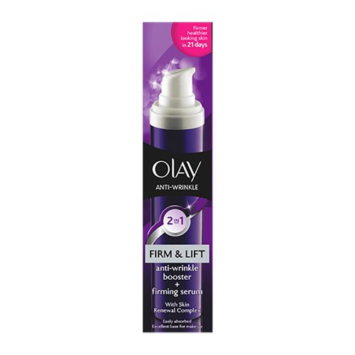 Olay Anti-Wrinkle Firm And Lift 2in1 Day Cream And Firming Serum 50 ml