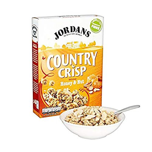 Jordans Country Crisp Honey Nut - 500g