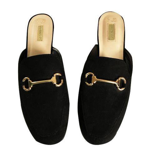 Primark Suede Mules Shoe