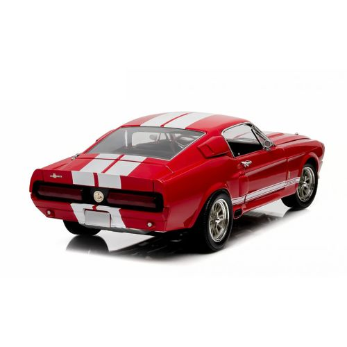 1967 Ford Mustang GT500 Alloy Car Model