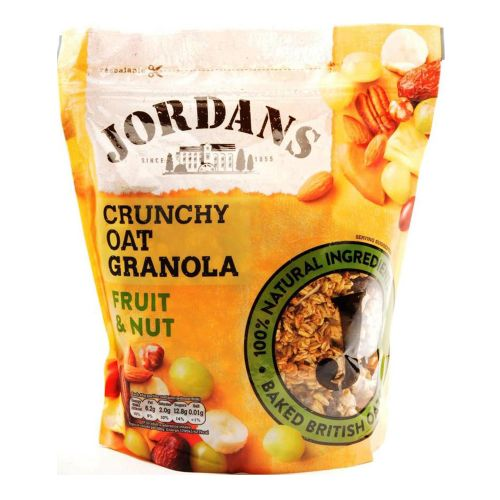 Jordans Crunchy Oat Granola Fruit and Nut