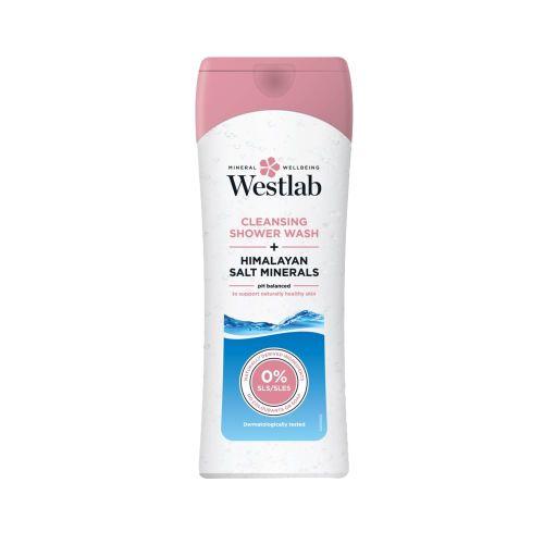 WESTLAB SALTS Cleansing & Purifying Shower Wash