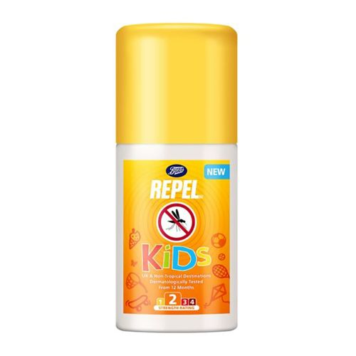 Boots Repel Kids Pump Spray 100ml