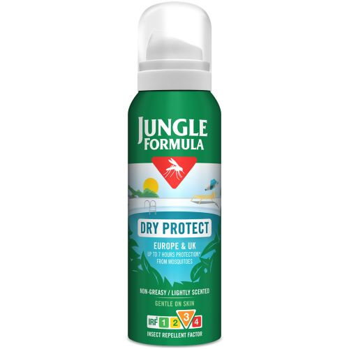 Jungle Formula Dry Protect Aerosol 125ml