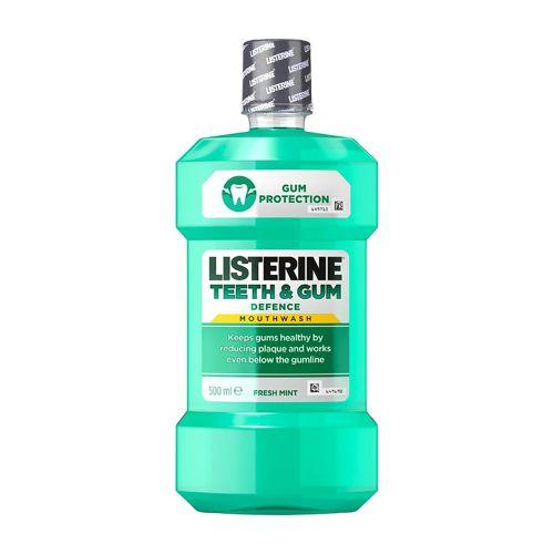 Listerine Teeth & Gum Defence Mouthwash 500ml