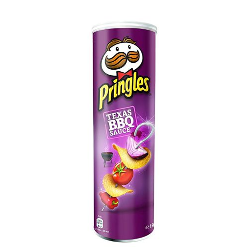 Click to open expanded view Pringles Texas BBQ Sauce - Pringles - 165g