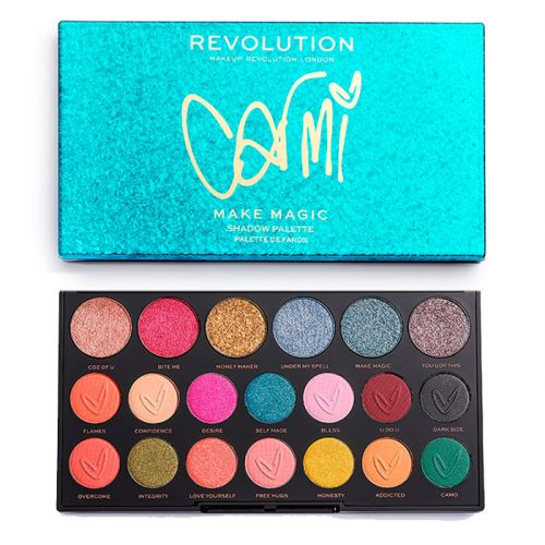 Revolution - Carmi Eyeshadow Palette - Make Magic