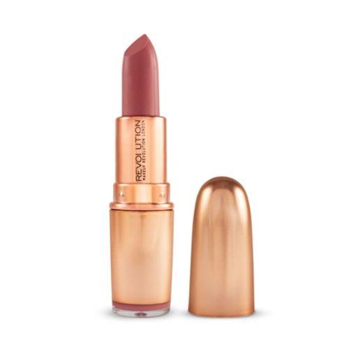 Revolution Iconic Matte Nude Revolution Lipstick Lust