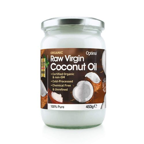 Optima Organic Coconut Oil - 500ml