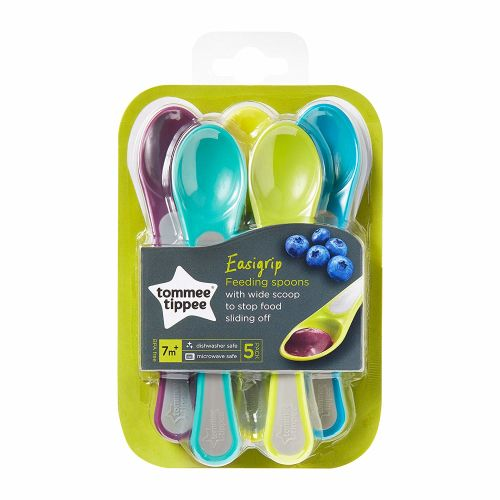 Tommee Tippee Explora Baby Feeding Spoons 7m+