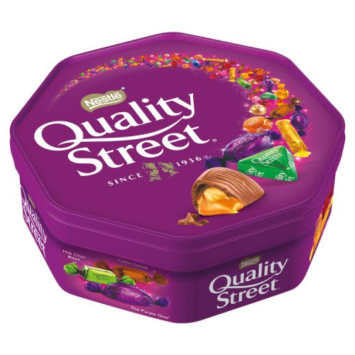 Nestle Quality Street Tub