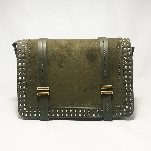 New Look Olive Cross Body Bag