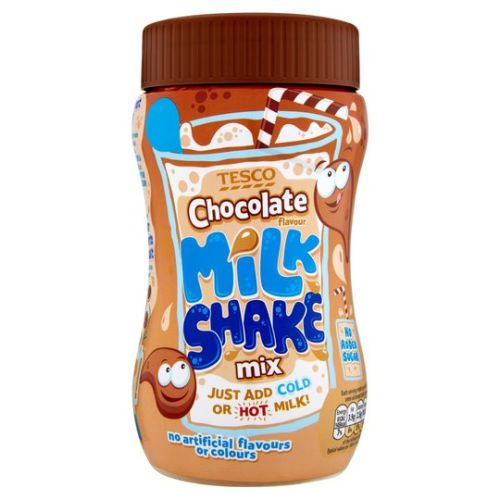 Tesco Milkshake No Added Sugar Chocolate 300G