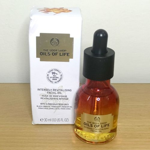 The Body Shop Oils of Life Intensely Revitalising Facial Oil 30 ml