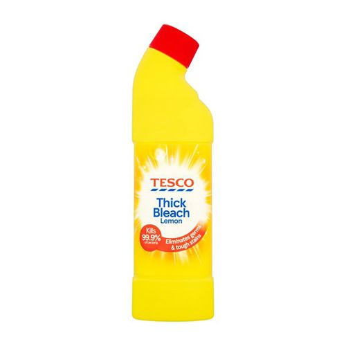 Tesco Thick Bleach Citrus 750Ml