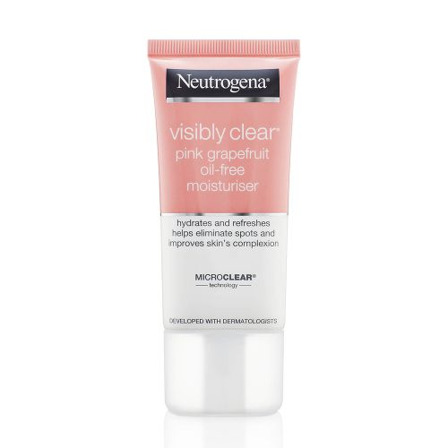 Neutrogena Visibly Clear Pink Grapefruit Oil-Free Moisturiser 50ml