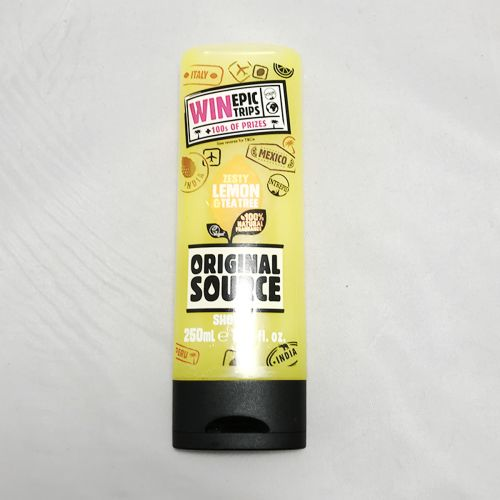 Original Source Zesty Lemon & Tea Tree / Creamy Vanilla & Raspberry / Zingy Lime Shower Gel 250ml