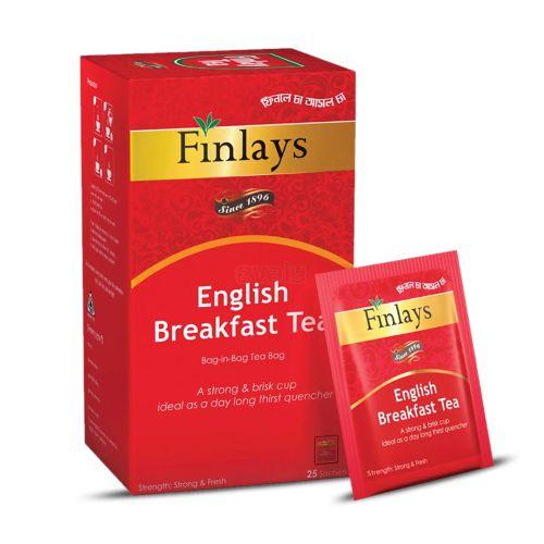 Finlays English Breakfast Tea 25 Sachets