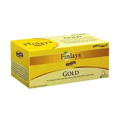 Finlays Gold Tea Bag (50pcs) 100g