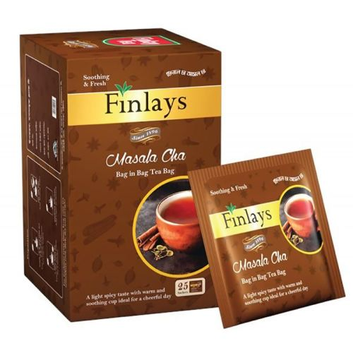 Finlays Masala Cha Tea Bags (25pcs) 50g