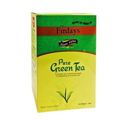 Finlays Green Tea Bags (50 pcs) 125g