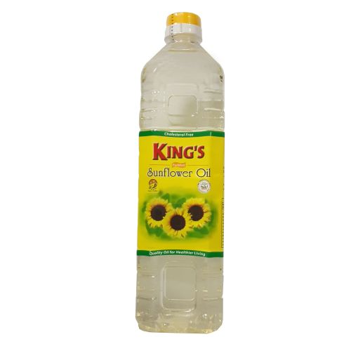 Kings Sunflower Oil 1 Ltr/ 2 Ltr/ 5 Ltr