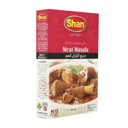 Shan Meat Curry Masala Ready Mix 100g